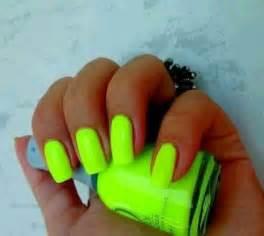 bright nail colors bright neon color nail design neon