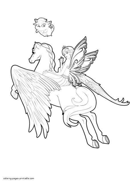 princess mariposa coloring pages coloring page to print coloring pages