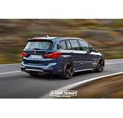 BMW M2 Gran Tourer Rendered Useless Doesn't Cover It