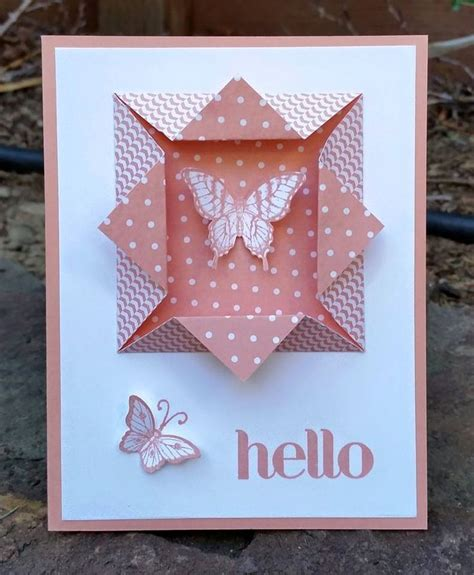 Paper Folding Greeting Cards - best 25 handmade greetings ideas on greeting