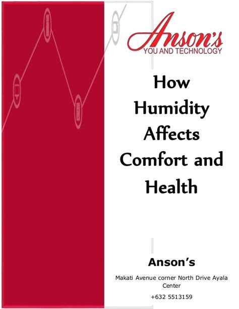 humidity comfort how humidity affects comfort and health