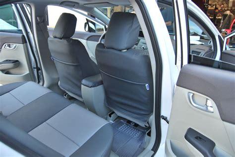 2012 honda civic coupe car seat covers honda civic sedan 2012 iggee s leather custom fit seat