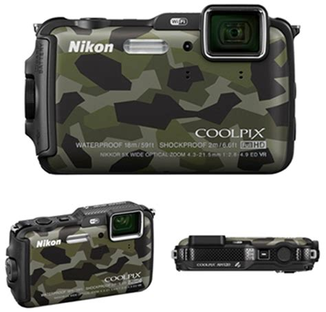 Kamera Nikon Aw120 nikon perkenalkan coolpix aw120 kamera outdoor dengan fitur canggih bewaraku