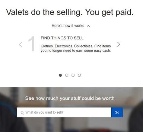 valet ebay ebay valet service