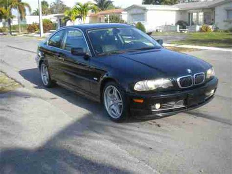 2002 bmw 330ci coupe for sale sell used 2002 bmw 330ci coupe auto 2 door 3 0l black on
