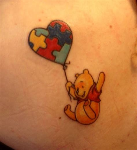 bear tattoo meaning 11 best winnie the pooh tattoos images on pooh