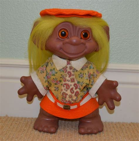 black doll 60s 116 best images about trolls on astronauts