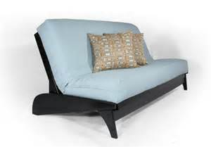 dillon black loveseat futon frame by strata furniture