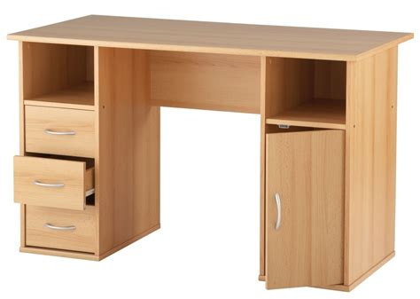 Beech Office Desk Beech Home Office Desk Lynton Reality