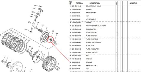 Bearing Kopling Jupiter Mx waspada bearing kopling jupiter mx ambrol menginjak usia 6 tahun