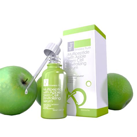 apple stem cell timeless truth apple stem cell revitaliing serum