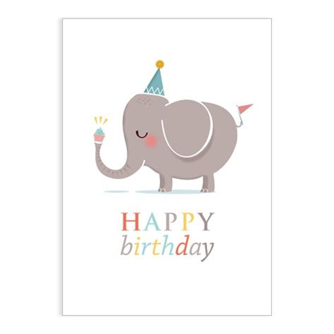 printable birthday cards elephant 3206 best images about happy birthday on pinterest