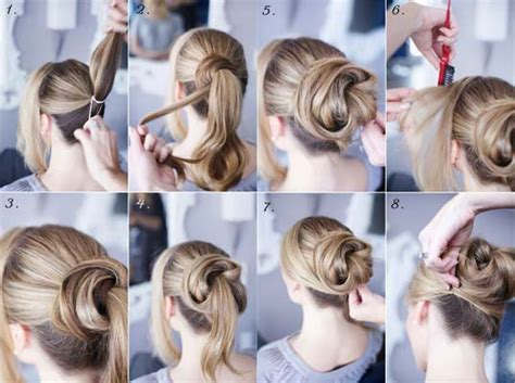 simple hairstyles for college party ideas to make exclusive step by step hairstyle for college