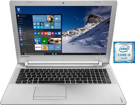 Lenovo 500 I5 lenovo ideapad 500 15isk notebook intel 174 core i5 39 6