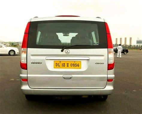 hire 6 seater mercedes viano delhi mercedes passenger