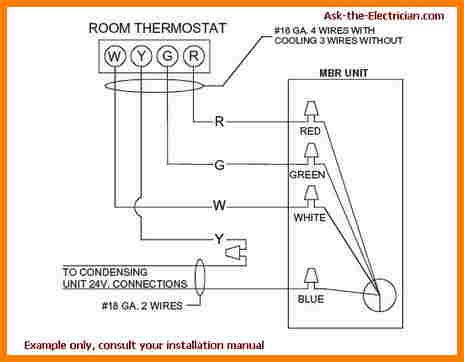 wiring diagram for true comfort thermostat image