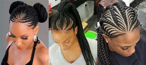 trendy ghana weaving hairstyles 10 latest ghana weaving hairstyles that will stand you out