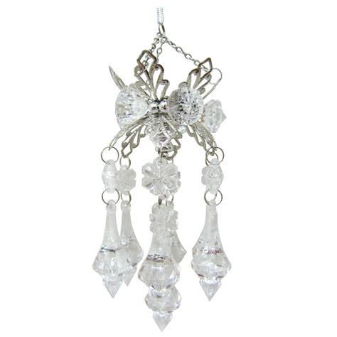 met chandelier christmas tree ornament donner blitzen incorporated chandelier tree ornament