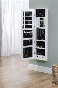 wall mounted jewelry armoire building plans woodworking