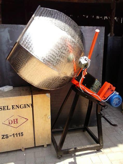 Alat Mixer Tepung mesin seasoning mixer alat pengaduk bumbu kue graha mesin