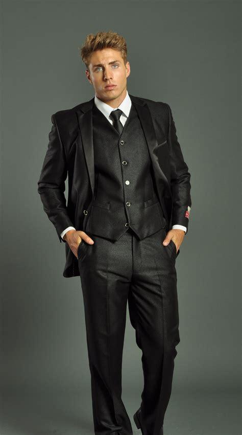men one button tone on tone tuxedo suit men