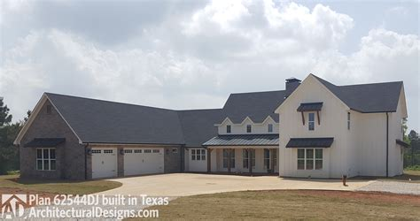 texas farm house plans house plan 62544dj built in texas