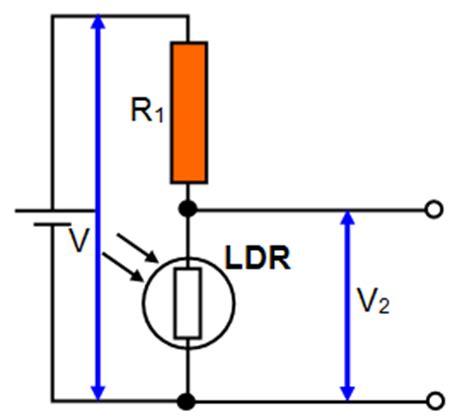 light dependent resistor voltage divider light dependent resistor voltage divider 28 images light dependent resistor ldr ldr how to
