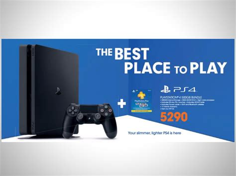 Ps4 Slim 500 Gb Plus Tv Led Dan Stik awesome tech and gaming deals