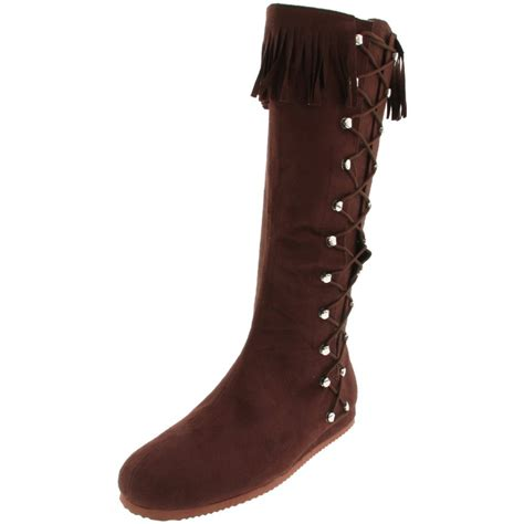 indian boots for american indian side lace boot indian boots