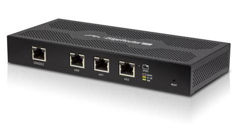 router port ubiquiti edgerouter lite setup logan marchione