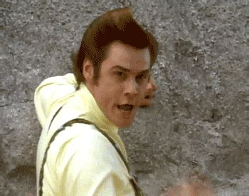 Ace Ventura Bathroom Gif Ace Ventura Animated Gif
