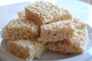 rice krispie treats cooking with my kid