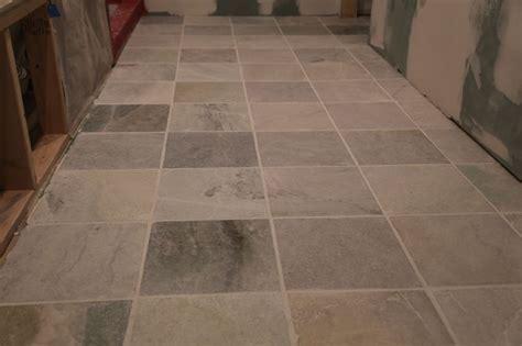 Bathroom Floor Is Finished! ? Geeky Girl Engineer
