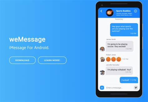 send imessage from android you can now send imessages on android as as you a mac viportal virals