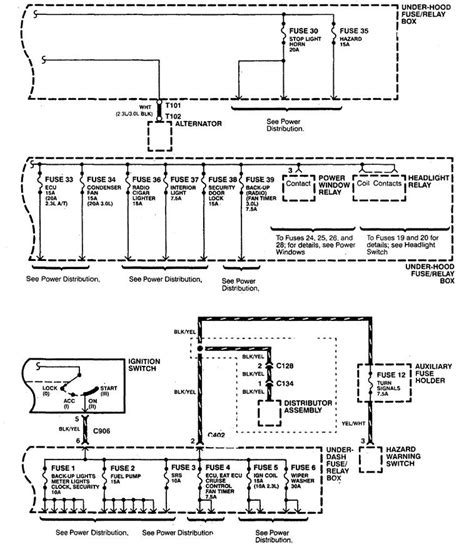 1998 acura cl wiring diagram wiring diagram with description
