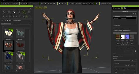 3d character creator reallusion launches iclone character creator 1 5 animation world network