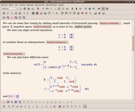 latex imagenes entre texto editando textos cient 237 ficos con latex en linux abraham s