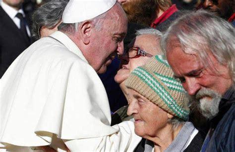 la dei poveri messaggio per la giornata mondiale dei poveri 2017 papa