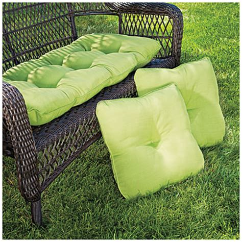 View Patio Complete 174 3 Piece Outdoor Cushion Set Deals At Big Lots Patio Cushions