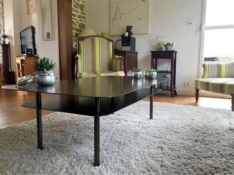 table basse metallique table basse metallique maison design wiblia