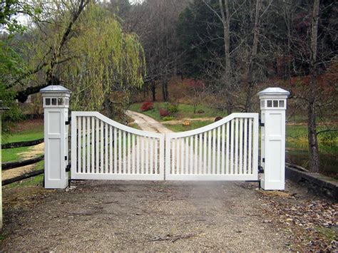 driveway gate lighting tips tri state gate blog