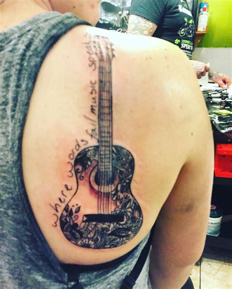 tattoo nightmares guitar 25 best tattoo ideas images on pinterest tattoo ideas