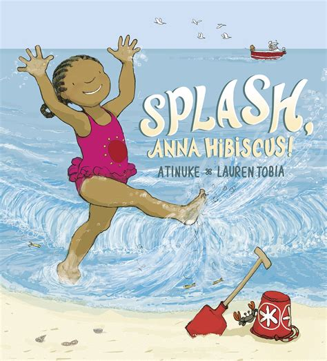the in the picture book picture book splash hibiscus by atinuke