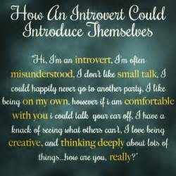 images small talk: how an introvert could introduce him herself