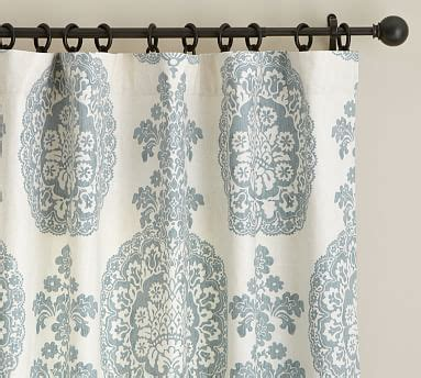 pottery barn drapery hooks drapery hook curtains pottery barn