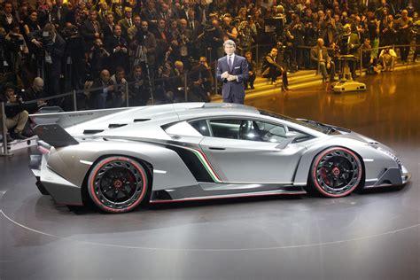 Automatic Lamborghini Lamborghini Veneno Pictures Auto Express