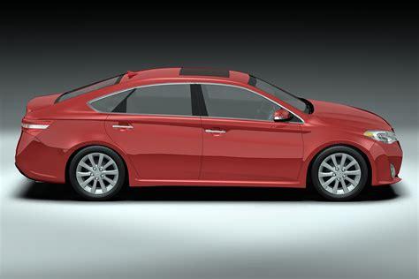 toyota automobile models 2013 toyota avalon 3d model vehicles 3d models automobile
