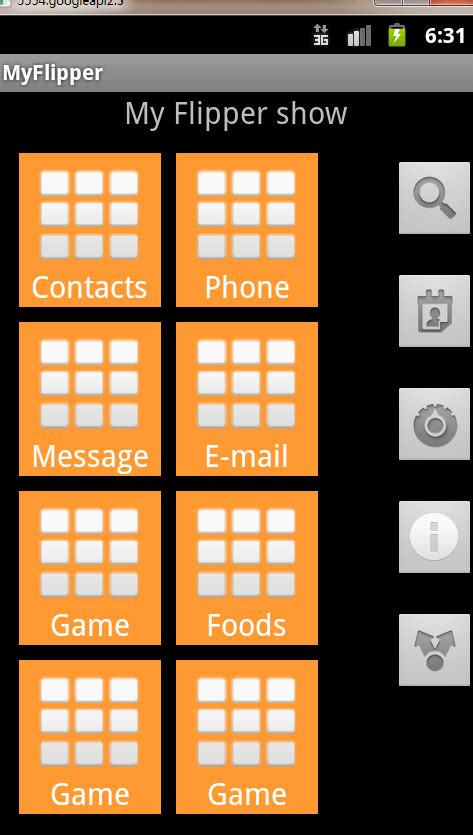 gridview layout animation android 实现wp7风格 viewflipper加入手势 jarrahwu 博客园