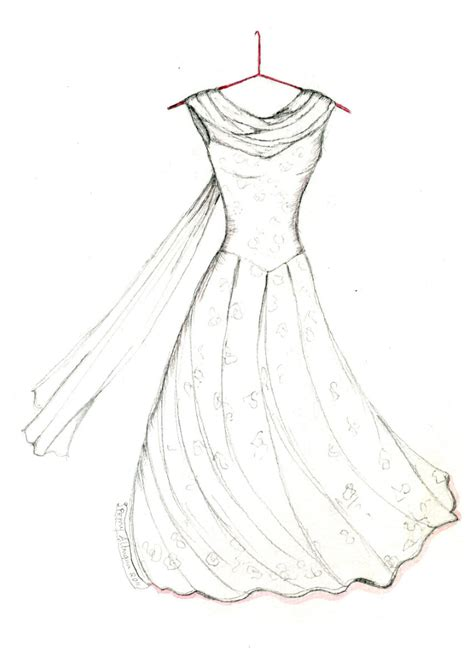 free prom dresses coloring pages