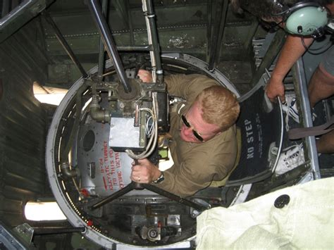 WWII Bomber Camp™ B 24 Ball Turret